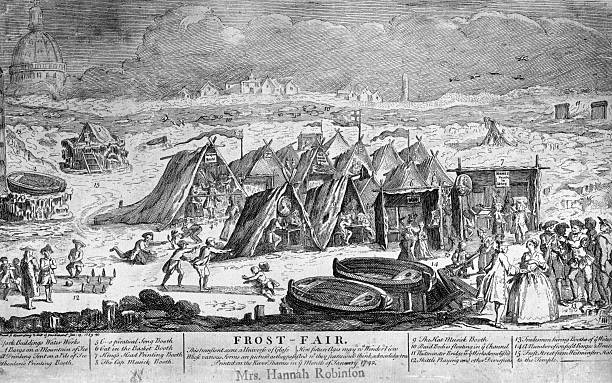 Thames Frost Fair:ニュース(壁紙.com)