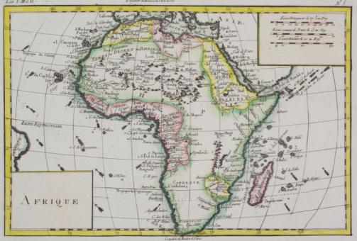 Latitude「Map of Africa」:スマホ壁紙(15)