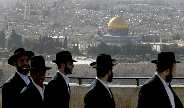 Jerusalem「Jerusalem Security Heightened Amid Threat Of Attacks」:写真・画像(10)[壁紙.com]