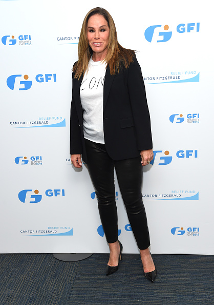 Finance and Economy「Annual Charity Day Hosted By Cantor Fitzgerald, BGC and GFI - GFI Office - Arrivals」:写真・画像(5)[壁紙.com]