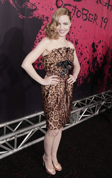 """Leopard Print「Premiere of Columbia Pictures' """"30 Days of Night"""" - Arrivals」:写真・画像(8)[壁紙.com]"""