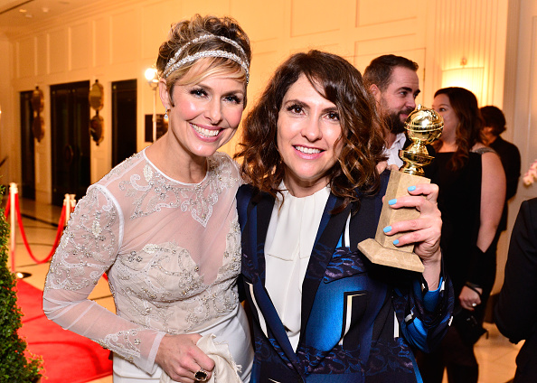 "Director「""Transparent"" Cast And Crew Golden Globes Viewing Party」:写真・画像(9)[壁紙.com]"