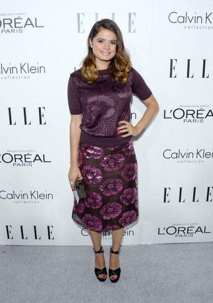 Emm Kuo - Designer Label「ELLE's 20th Annual Women In Hollywood Celebration - Arrivals」:写真・画像(13)[壁紙.com]