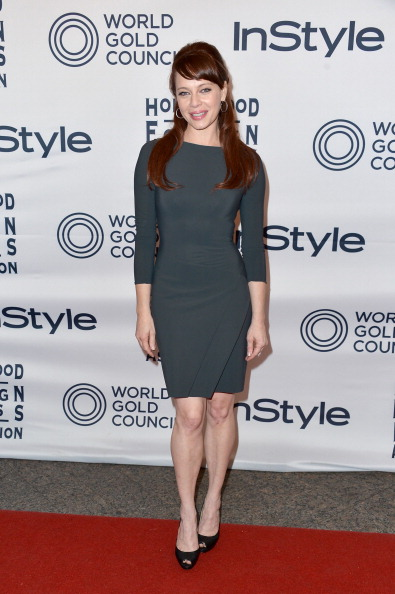 Half Up Do「13th Annual InStyle And The Hollywood Foreign Press Association's Toronto International Film Festival Party - Arrivals」:写真・画像(17)[壁紙.com]
