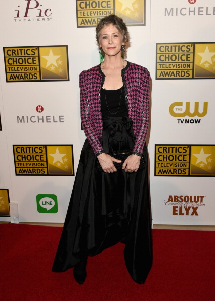 Pink Jacket「4th Annual Critics' Choice Television Awards - Arrivals」:写真・画像(1)[壁紙.com]