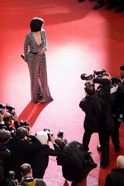 Metallic Dress「Closing Ceremony & Therese Desqueyroux Premiere - 65th  Annual Cannes Film Festival」:写真・画像(19)[壁紙.com]