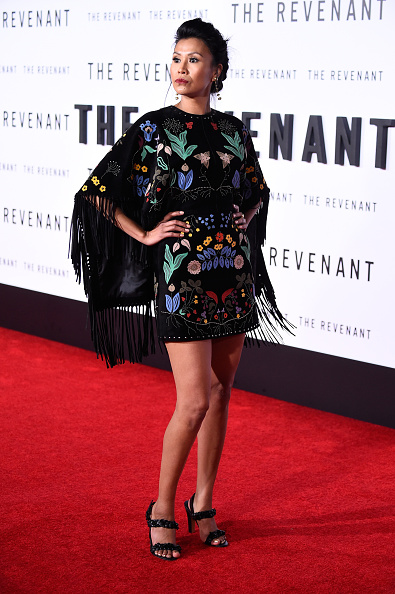 "The Revenant - 2015 Film「Premiere Of 20th Century Fox And Regency Enterprises' ""The Revenant"" - Red Carpet」:写真・画像(17)[壁紙.com]"