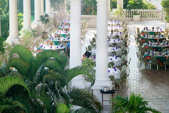 Ballroom「Terrace of the Ballroom at the Hotel, Montego Bay, Jamaica」:写真・画像(13)[壁紙.com]