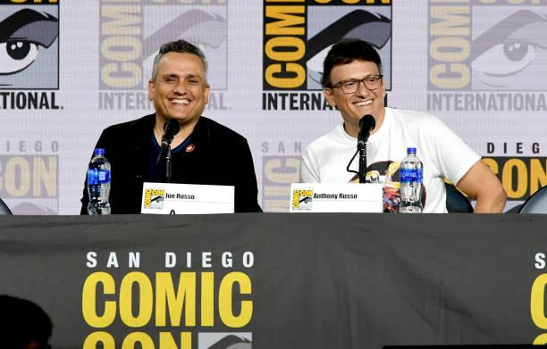 """2019 Comic-Con International - Writing """"Avengers: Endgame"""" Panel:ニュース(壁紙.com)"""