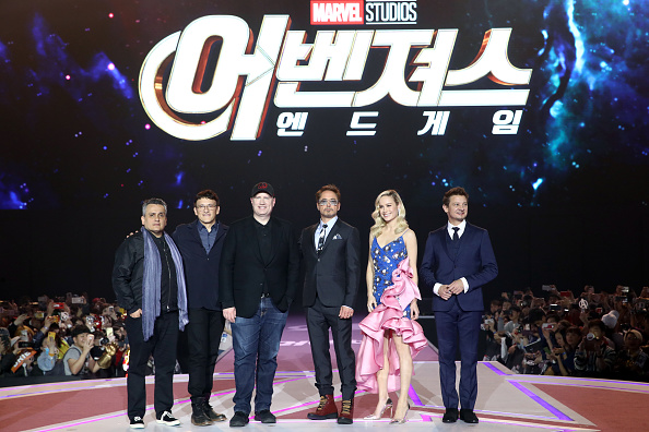 Seoul「Marvel Studios' 'Avengers: Endgame' South Korea Premiere - Fan Event In Seoul」:写真・画像(15)[壁紙.com]