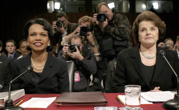 Advice「Senate Confirmation Hearing For Condoleezza Rice To Be Secretary Of State」:写真・画像(1)[壁紙.com]