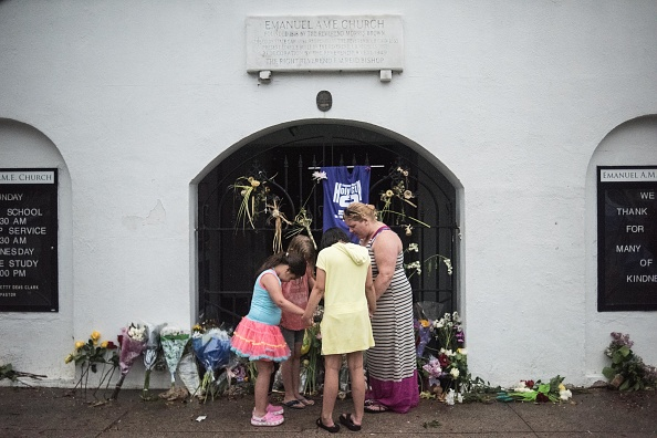 Methodist「Charleston Marks One Year Anniversary Of Church Shootings」:写真・画像(4)[壁紙.com]