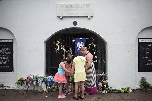 Charleston Marks One Year Anniversary Of Church Shootings:ニュース(壁紙.com)