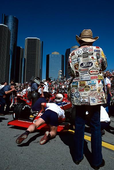 Mechanic「Alan Jones, Grand Prix Of Detroit」:写真・画像(12)[壁紙.com]