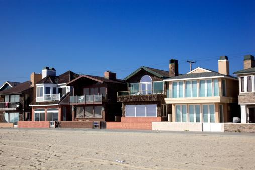 豪華 ビーチ「ビーチタウンニューポートビーチカリフォルニア州)」:スマホ壁紙(16)
