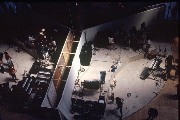 No People「Live Aid back stage Wembley Stadium」:写真・画像(6)[壁紙.com]
