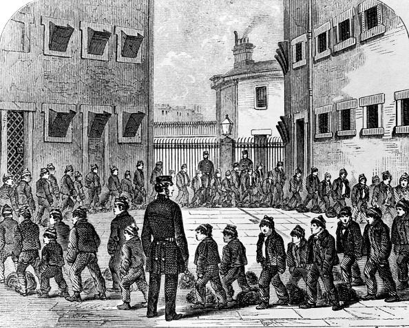 10-11 Years「Tothill Fields Prison」:写真・画像(11)[壁紙.com]