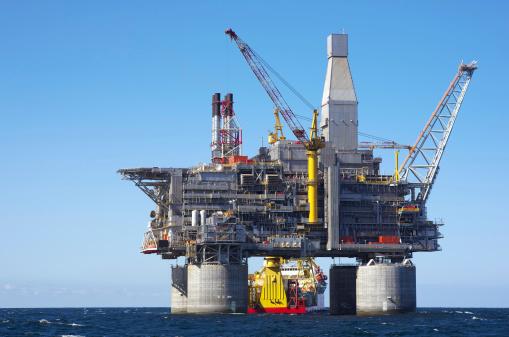 Construction Platform「Oil rig」:スマホ壁紙(19)