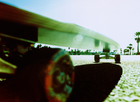 Skating「Skateboard」:スマホ壁紙(2)