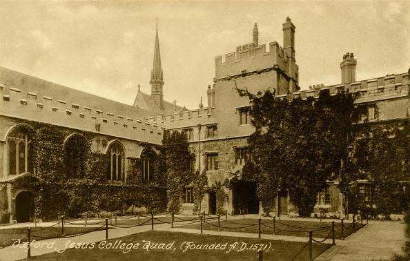 1900-1909「Jesus College」:写真・画像(16)[壁紙.com]
