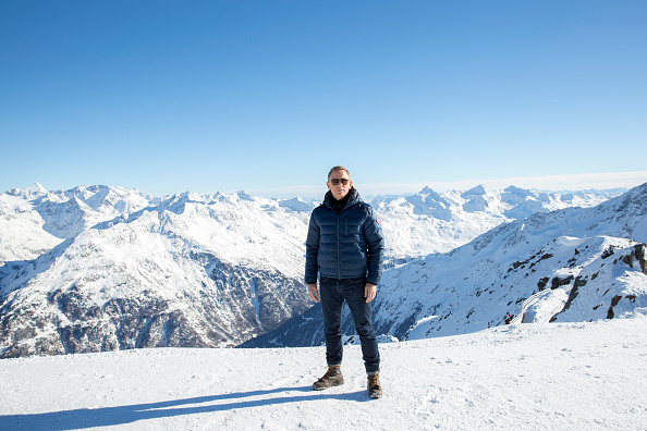 Mountain「'Spectre' Photocall In Soelden」:写真・画像(4)[壁紙.com]