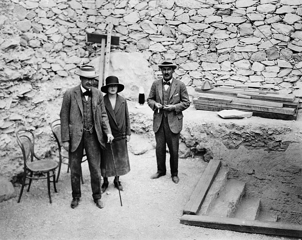 West Bank「Lord Carnavon's First Visit To The Valley Of The Kings Egypt 1922」:写真・画像(18)[壁紙.com]