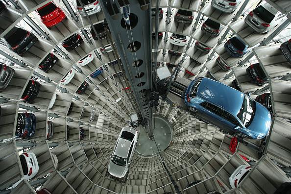 Wolfsburg - Lower Saxony「Volkswagen Holds Annual Press Conference」:写真・画像(14)[壁紙.com]