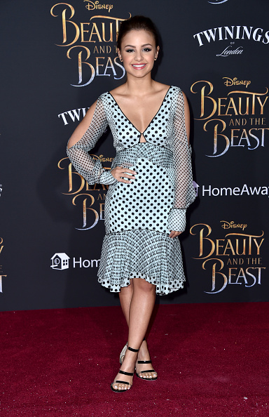 "El Capitan Theatre「Premiere Of Disney's ""Beauty And The Beast"" - Arrivals」:写真・画像(15)[壁紙.com]"