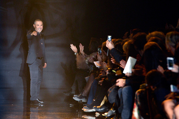 Elie Saab - Fashion Designer「Elie Saab : Runway - Paris Fashion Week Womenswear Fall/Winter 2015/2016」:写真・画像(4)[壁紙.com]