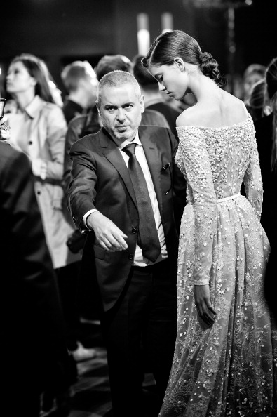 Elie Saab - Fashion Designer「Alternative View - Haute Couture Paris Fashion Week : Fall/Winter 2014-2015」:写真・画像(15)[壁紙.com]