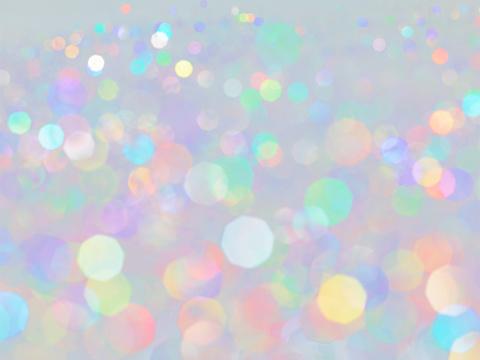 Glitter「Colorful Glitter bokkeh」:スマホ壁紙(2)