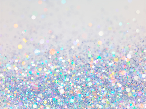 キラキラ「Colorful Glitter bokkeh」:スマホ壁紙(16)