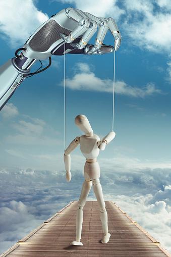 Figurine「Creative puppet」:スマホ壁紙(10)