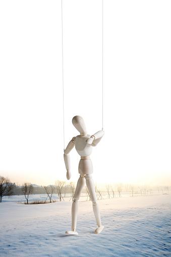 Figurine「Creative puppet」:スマホ壁紙(7)