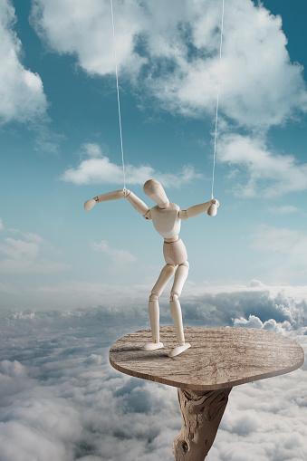 Marionette「Creative puppet」:スマホ壁紙(17)