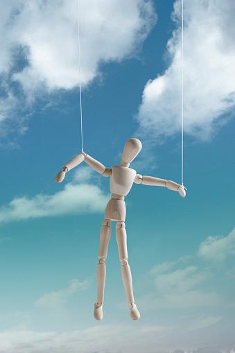 Figurine「Creative puppet」:スマホ壁紙(12)