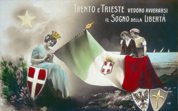 City Life「Trento And Trieste, The Dream」:写真・画像(0)[壁紙.com]