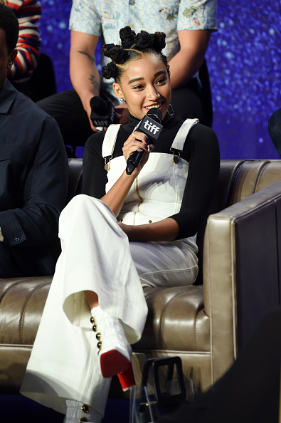 "43rd Toronto International Film Festival「2018 Toronto International Film Festival - ""The Hate U Give"" Press Conference」:写真・画像(16)[壁紙.com]"