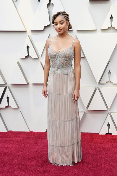 Amandla Stenberg「91st Annual Academy Awards - Arrivals」:写真・画像(0)[壁紙.com]