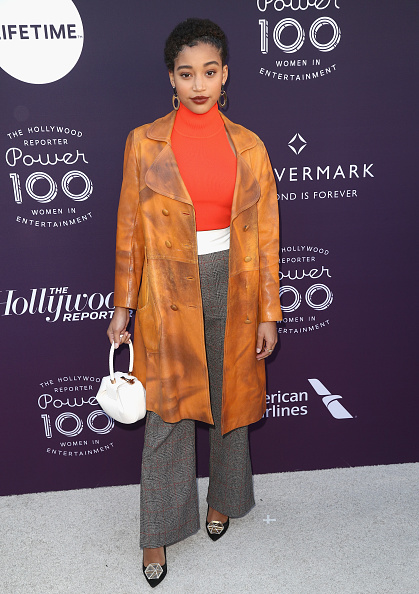 Orange Coat「The Hollywood Reporter's 2017 Women In Entertainment Breakfast - Arrivals」:写真・画像(7)[壁紙.com]