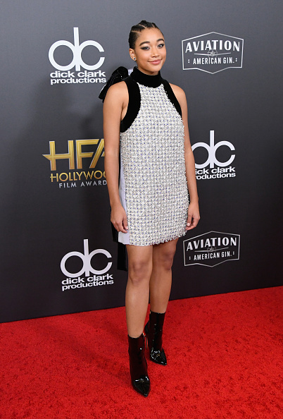 Beverly Hills - California「22nd Annual Hollywood Film Awards - Arrivals」:写真・画像(13)[壁紙.com]