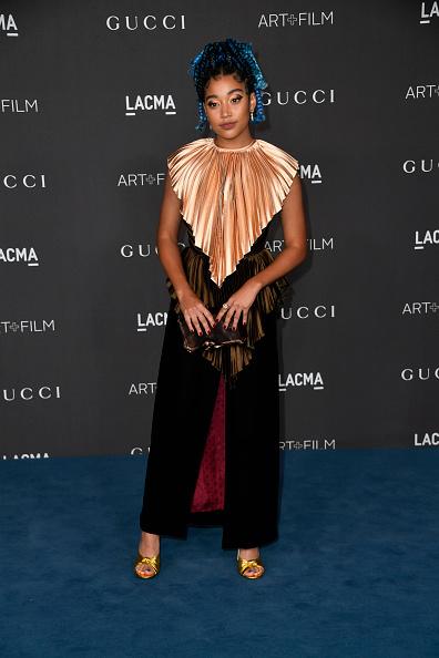 Maxi Skirt「2019 LACMA Art + Film Gala Presented By Gucci - Arrivals」:写真・画像(13)[壁紙.com]