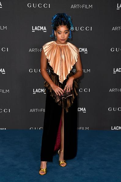 Maxi Skirt「2019 LACMA Art + Film Gala Presented By Gucci - Arrivals」:写真・画像(10)[壁紙.com]