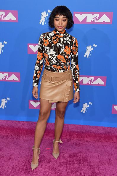 Amandla Stenberg「2018 MTV Video Music Awards - Arrivals」:写真・画像(14)[壁紙.com]
