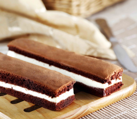 Dim Sum「Cakes,close-up」:スマホ壁紙(12)
