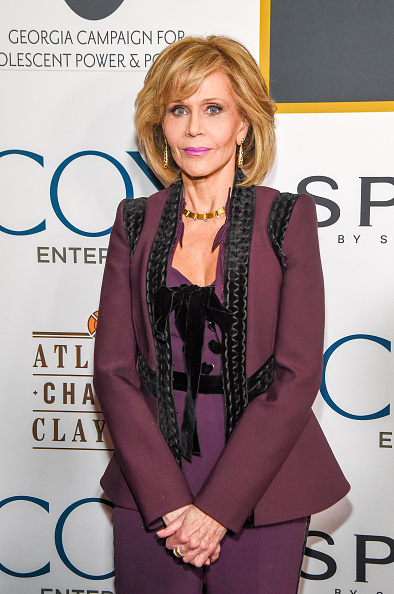 "Maroon「GCAPP Hosts ""Eight Decades of Jane"" in Celebration of Jane Fonda's 80th Birthday」:写真・画像(11)[壁紙.com]"