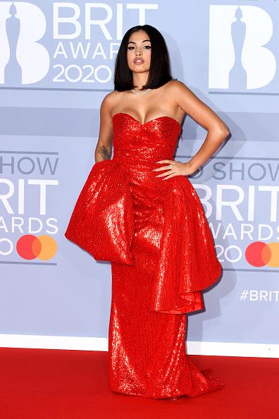 Brit Awards「The BRIT Awards 2020 - Red Carpet Arrivals」:写真・画像(10)[壁紙.com]