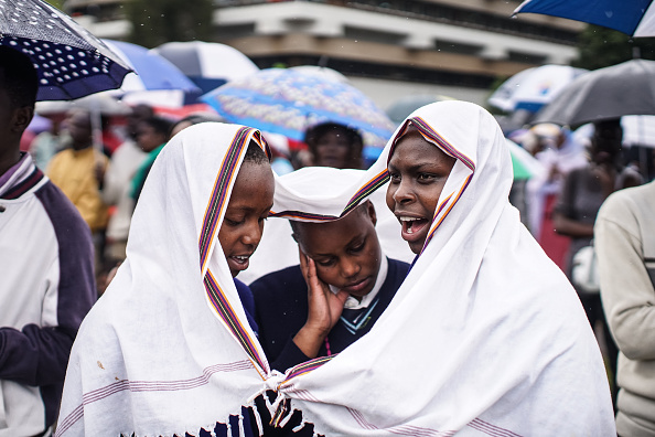 Nichole Sobecki「Kenya Welcomes Pope Francis For His First Visit To Africa」:写真・画像(8)[壁紙.com]