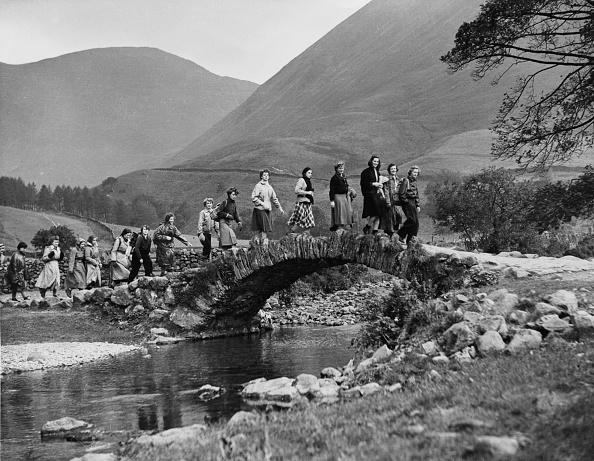 English Lake District「Crossing The Irt」:写真・画像(4)[壁紙.com]