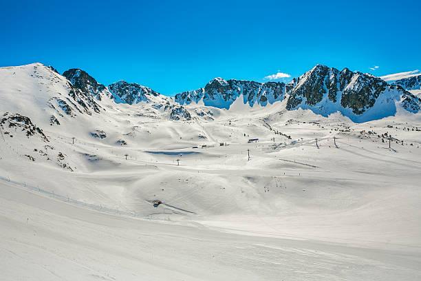 Grandvalira Ski Resort in Andorra:スマホ壁紙(壁紙.com)